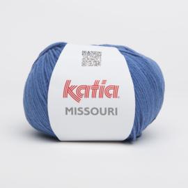 Katia Missouri - 42 Briljantblauw