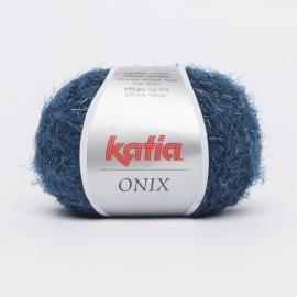 Katia Onix 81 - Groenblauw