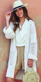 ROWAN Cotton Cashmere Vest