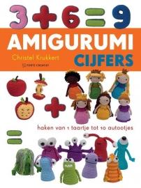Amigurumi Cijfers door Christel Krukkert