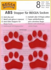 ABS Anti-slip zooltjes in 5 kleuren