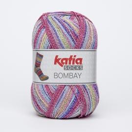 Katia Bombay Socks 53