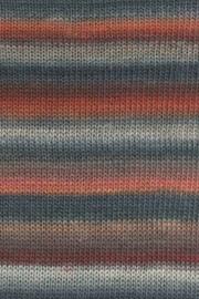 LANG Yarns Mille Colori Baby - 0024 Rood-Grijstinten