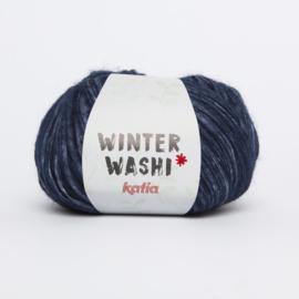 Katia Winter Washi - 211 Duifblauw-Donker blauw
