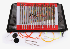 KnitPro - Symfonie - Verwisselbare rondbreinaalden set Deluxe