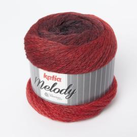 Katia Melody - 206 Zwart-Rood