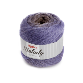 Katia Melody - 211 Camel-Parelmoer-Lichtviolet