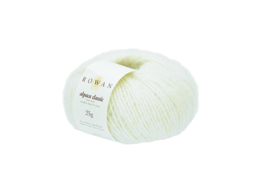 Rowan - Alpaca Classic 115 Snowflake White