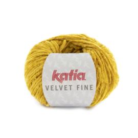 Katia Velvet Fine - 221 Oker
