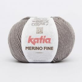 Katia Merino Fine - 22 Medium grijs