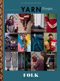 Scheepjes Bookazine YARN 6 - Folk