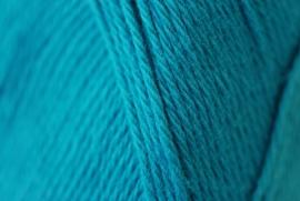 Cotton 8 - 724 Petrol Blauw