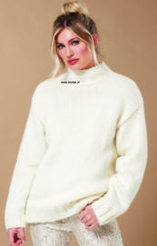 ROWAN Brushed Fleece Trui Polar