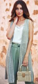 ROWAN Creativ Linen Lang Vest