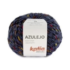 Katia Azulejo 400 Jeans - Blauw - Groen - Geel - Rood