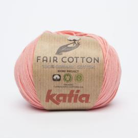 Katia Fair Cotton - 06 Koraal