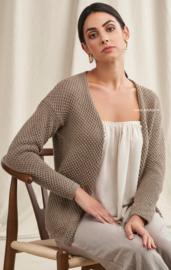 ROWAN Creative Linen Vest Ray