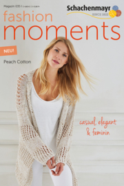 Schachenmayr Fashion Moments 035 Patronenboek