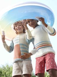 Katia SeaCell Cotton enof Fair Cotton Kindertruien