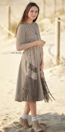 Woensdag 14-09-2016 Katia Concept - Silky Lace Stola