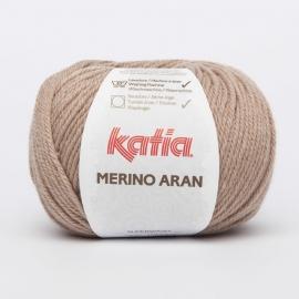 Katia Merino Aran 74 - Licht bruin