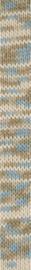 Katia Bora Bora - 56 Hemelsblauw - Bleekbruin