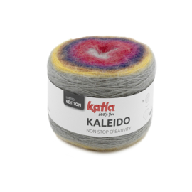 Katia Kaleido 300 - Rood-Grijs-Oker