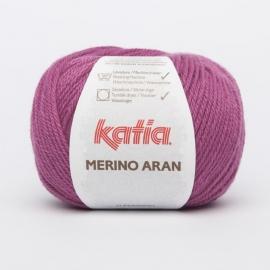 Katia Merino Aran 75 - Donker fuchsia