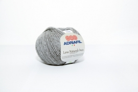 Adriafil Lana Naturale Inca - 80 Medium Grey