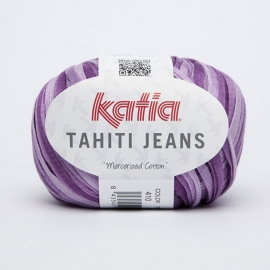 Katia Tahiti Jeans - 410 Lila