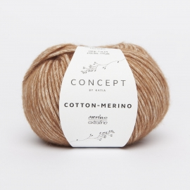 Katia Concept - Cotton-Merino 118 Goud