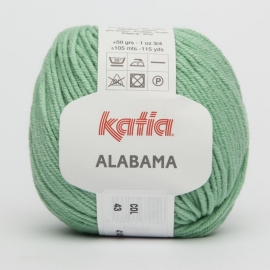 Katia Alabama - 43 Witgroen