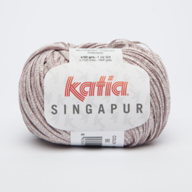 Katia Singapur - 90 Medium paars