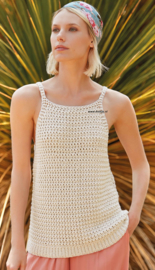 Katia Concept Cosmopolitan gehaakte Top Coachella