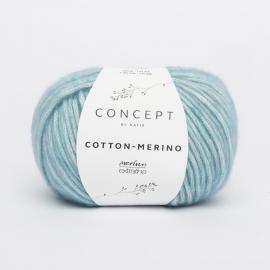Katia Concept - Cotton-Merino 116 Turquoise