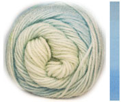 LANG Yarns - Jawoll Twin Socks 0501 Blauw