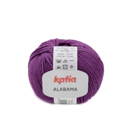 Katia Alabama - 68 Parelmoer - Lichtviolet