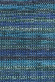 LANG Yarns - Mille Colori 200 gram - 0035 Blauw-Groen