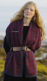 ROWAN Felted Tweed omslagdoek Kirkwall