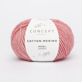 Katia Concept - Cotton-Merino 110 Koraal