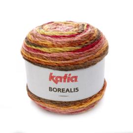 Katia Borealis - 200 Groen - Oker - Bleekrood