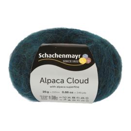 Schachenmayr - Alpaca Cloud 00069 Pauwblauw