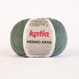 Katia Merino Aran 65 Pastelturquoise