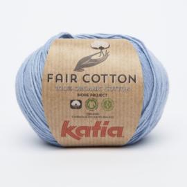 Katia Fair Cotton - 19 Licht jeans