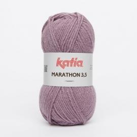 Katia Marathon 3.5 - 25 Donker paars