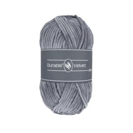 Durable Velvet - 2232 Light Grey