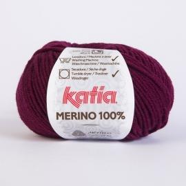 Katia Merino 025 - Bordeaux Paars