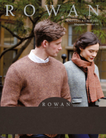 Rowan Knitting & Crochet Magazine Number 66 Herfst/Winter 2019-2020