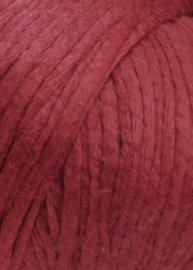 LANG Yarns Wooladdicts - Happiness - 0063 Donker Rood