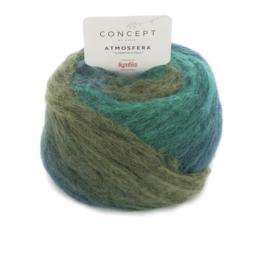 Katia Concept - Atmosfera 311 Groen - Donker Blauw - Turquoise